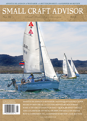 Issue #81 May/Jun 2013 Features Sandpiper 565 Review