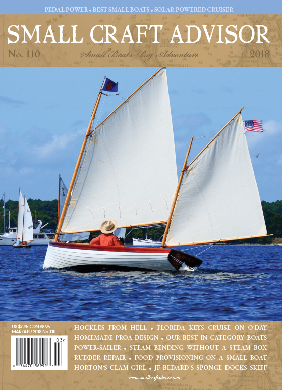 Issue #110 Mar/Apr 2018 Features: Best Boats by Category (PDF Downlaod)