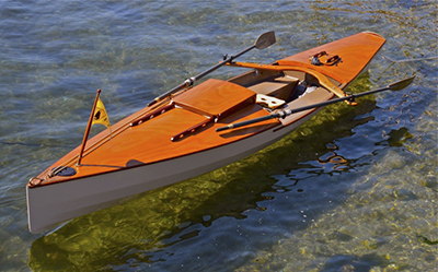 RowCruiser (Angus Rowboats' Cruising Rowboat) Kit