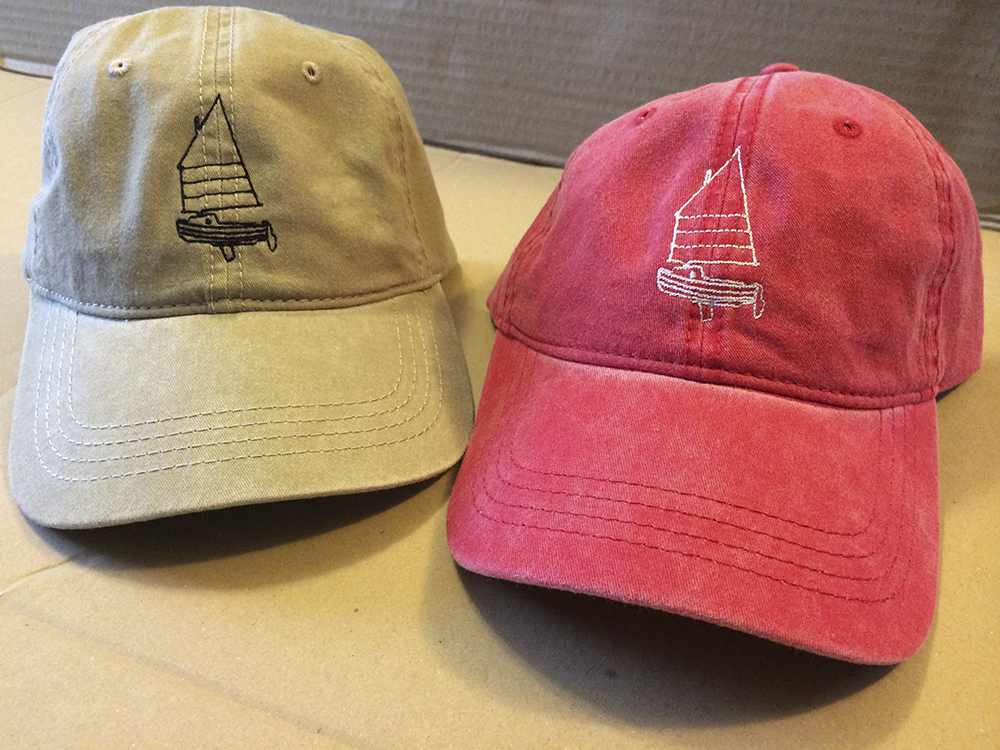 SCAMP Cap (Embroidered front and back)