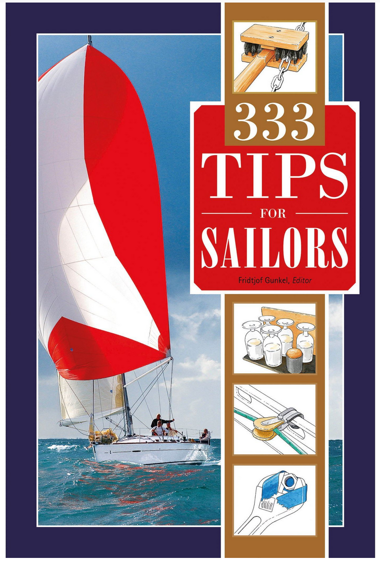 333 Tips for Sailors by  FRIDTJOF GUNKEL