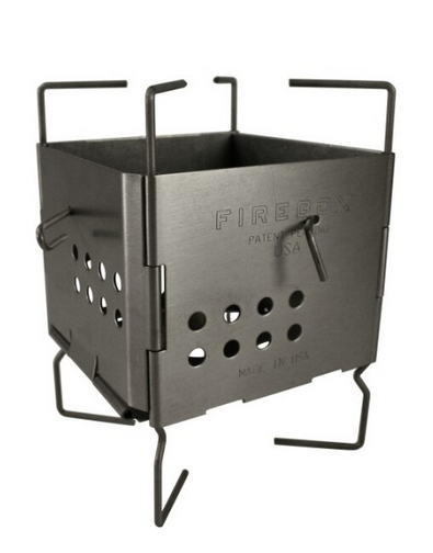 "Firebox Nano 3"" Stainless Folding Stove"