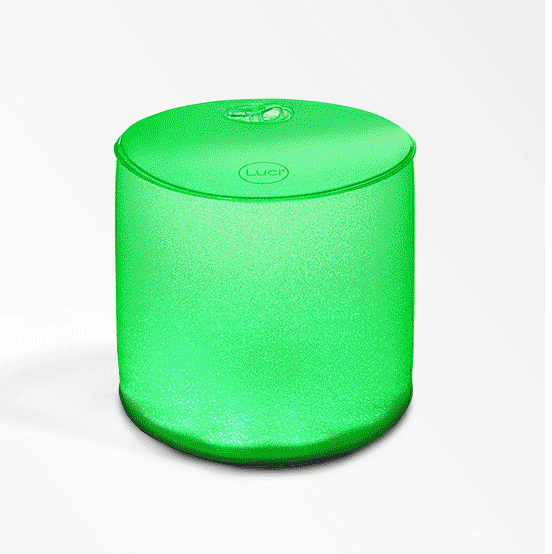 Inflatable Solar Lantern LUCI COLOR