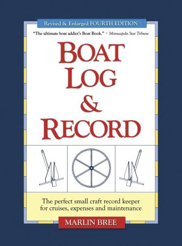 Boat Log & Record by Marlin Bree