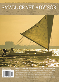 Issue #84 Nov/Dec 2013 Features San Juan 23 Review (PDF Download)