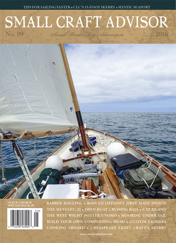 Issue #99 May/Jun 2016 Features: CLC Skerry Review