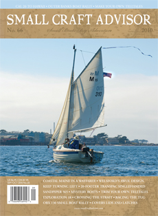 Issue #66 Nov/Dec 2010 Features Caledonai Yawl Review PDF DOWNLOAD