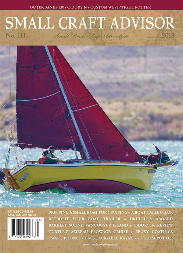 Issue #111 May/June 2018 Features: C-Dory 16 Review  (PDF Downlaod)
