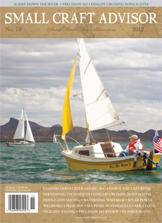 Issue #78 Nov/Dec 2012 Features Precision 165 Boat Review