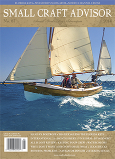 Issue #87 May/Jun 2014 Features Welsford Navigator Review (Instant Download PDF)