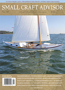 Issue #88 Jul/Aug 2014 Features Midship 25/Parker-Dawson Review.