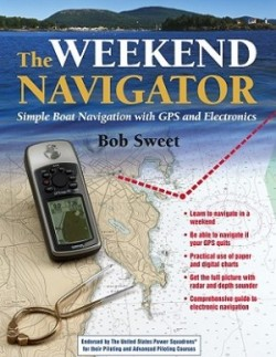 The Weekend Navigator  by Robert Sweet