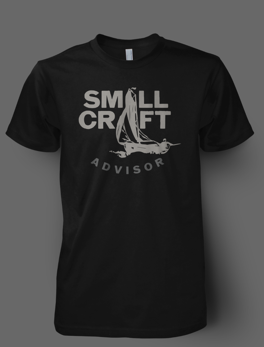 A Small Craft Advisor Classic T-shirt