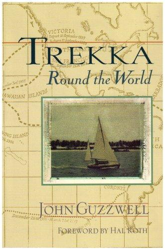 TREKKA: Round the World  by John Guzzwell