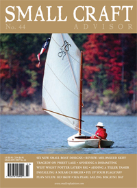 Issue #44 Mar/Apr 2007 Features Melonseed Skiff Review (Instant PDF Download)