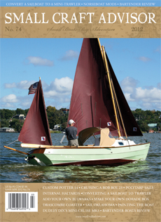 Issue #74 Mar/Apr 2012 Features Bartender Boats Review  (PDF Download)