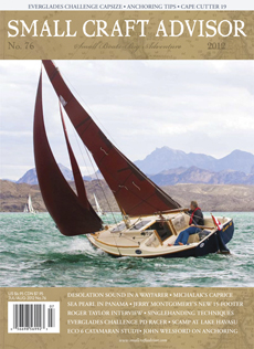 Issue #76 Jul/Aug 2012 Features Cape Cutter 19 Boat Review  (PDF Download)