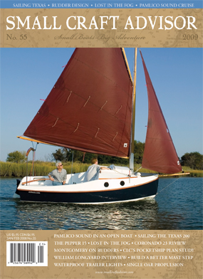 Issue #55 Jan/Feb 2009 Features Coronado 23 Review PDF DOWNLOAD