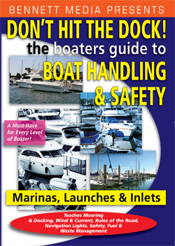 Don't Hit the Dock!  DVD