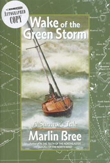 Wake of the Green Storm by Marlin Bree