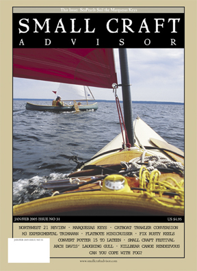 Issue #31 Jan/Feb 2005 Features Northwest 21 Review