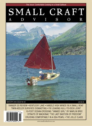 Reprint of Ranger 20 Boat Review from Issue No. 32