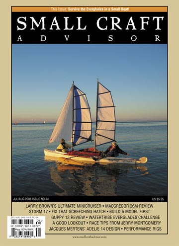 Issue #34 Jul/Aug 2005 Features MacGregor 26M Review
