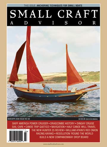 Reprint of Hunter 25 Boat Review from Issue No. 38