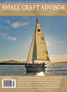 Issue #57 May/Jun 2009 Features Hirondelle Review PDF DOWNLOAD