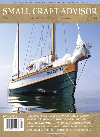 Issue #85 Jan/Feb 2014 Features Halman 20 Review (PDF Electronic Download)