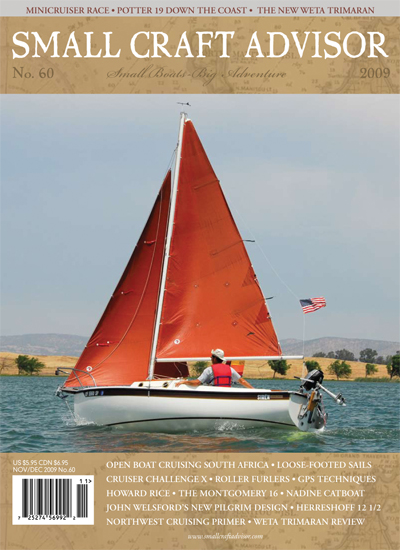 Issue #60 Nov/DEc 2009 Features Weta Trimaran Review PDF DOWNLOAD