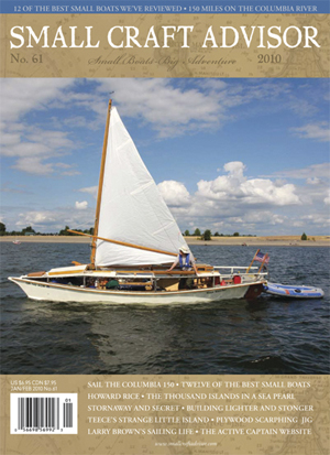 "Issue #61 Reprint of ""12 Best Boats Reviewed"" article Jan/Feb 2010"