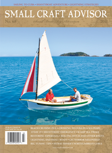 Issue #68 Mar/Apr 2011 Features Gig Harbor Melonseed Review