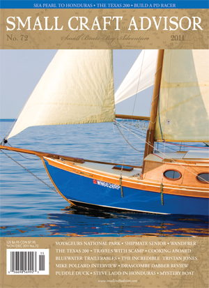 Issue #72 Nov/Dec 2011 Features Drascombe Dabber Review