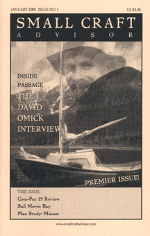 Reprint of Com-Pac 19 Boat Review from Issue No. 1