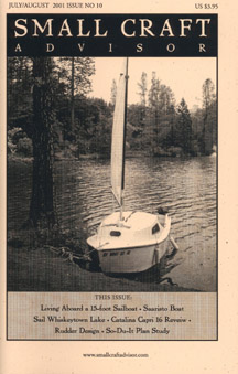 Reprint of Catalina 16 Boat Review from Issue No. 10