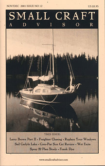 Reprint Com-Pac SunCat Boat Review from Issue No. 12