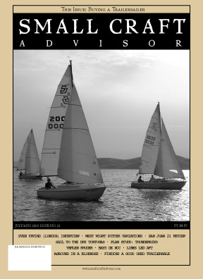 Issue #22 Jul/Aug 2003 Features San Juan 21 Review