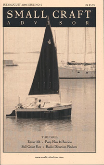 Reprint of Peep Hen Boat Review from Issue No. 4