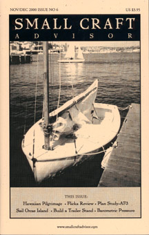 Reprint of Flicka Boat Review from Issue No. 6