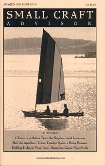 Issue #9 May/June 2001Features Triton Tandem Review