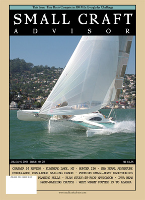 Issue #28 Jul/Aug 2004 Features Corsair 24 Review
