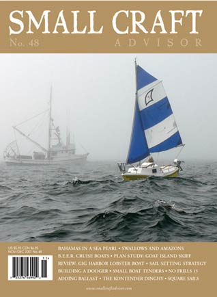 Issue #48 Nov/Dec 2007 Features Gig Harbor Lobster Boat Review PDF DOWNLOAD