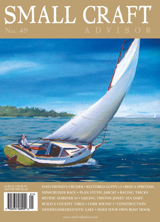 Issue #49 Jan/Feb 2008 Featuring Mariner 19 Boat Review