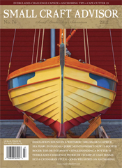 Issue #77 Sep/Oct 2012 Features O'Day 192 Boat Review