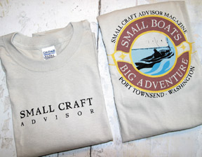 Long Sleeve SCA Shirt with Port Townsend Logo