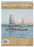 Issue #102 Nov/Dec 2016 Features: Minuteman 15 Catboat