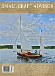 Issue #101 Sep/Oct 2016 Features: Eel Canoe Yawl