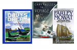 Junior Sailor:(3 Books!) The Boat Who Wouldn't Float, Davy's Dream and Voyage of the Frog