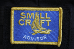 Embroidered SCA Patch
